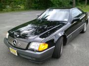 Mercedes-benz 1990 Mercedes-Benz SL-Class Conv