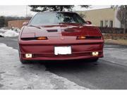 Pontiac 1987 Pontiac Firebird GTA