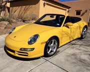 2006 Porsche 911Carrera Convertible 2-Door
